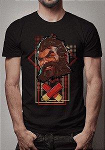 Camiseta Bullet Graves League of Legends