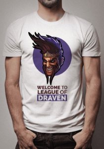 Camiseta Draven League of Legends