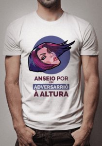 Camiseta Fiora League of Legends
