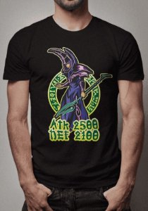 Camiseta Mago Negro Yu-Gi-Oh