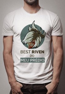 Camiseta Riven League of Legends