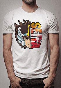 Camiseta Seiya Cavaleiros do Zodíaco