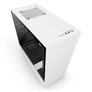 GABINETE NZXT H500 Branco