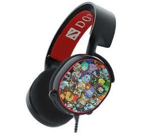 SteelSeries Headset ARCTIS 5 DOTA 2 ED-PC 7.1 -  JOSI GAMER