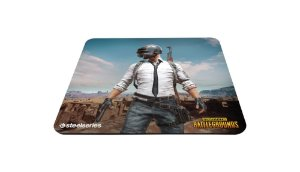 STEELSERIES QCK+ PUBG MIRAMAR EDITION PC GAMING MOUSEPAD - JOSI GAMER