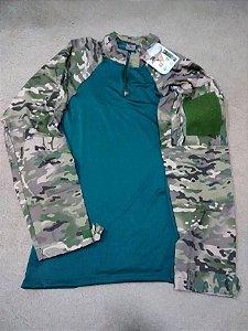 Combat Shirt HRT DACS - Multicam Selva