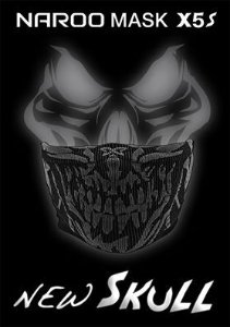Máscara Naroo X5S Skull