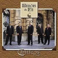 Kits de ensaio - Cânticos Vocal - Heróis da Fé