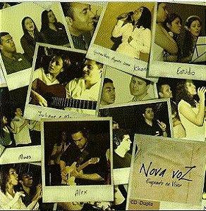 Kits de Ensaio - Nova Voz - Cd Enquanto eu viver