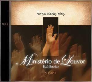 Kits de Ensaio - Ministério de Louvor Está Escrito - Coletânea