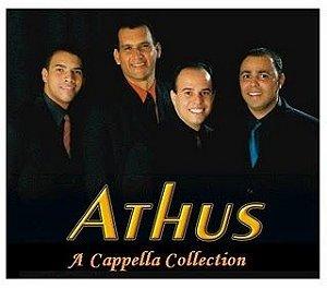 Kits de ensaio - Quarteto Athus - Coletânea Acappella