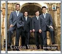 Kits de Ensaio - Cânticos Vocal - Coletânea - Em meu lugar