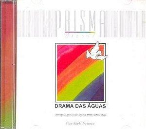 Kits de Ensaio - Prisma Brasil - Cd Completo - O Drama das águas