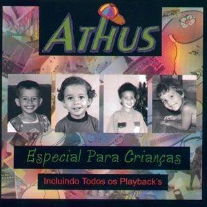 Kits de Ensaio - Athus - Coletânea - Especial para as crianças
