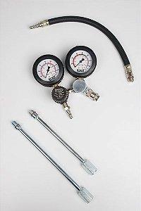 Medidor de vazão do cilindro