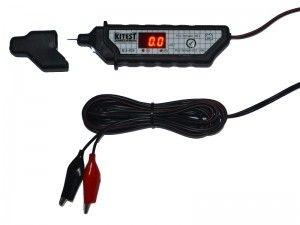Caneta voltimetro, ms e polaridade (com iluminação)