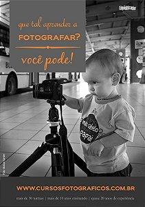 Curso de Fotografia | Blumenau