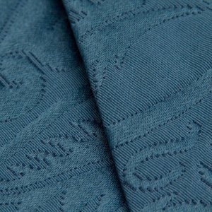 Tecido Matelassê Azul - Flórida 39