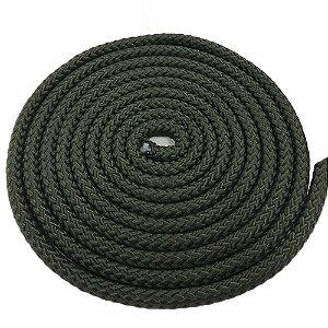 Corda Náutica Uv Para Moveis Externos 9mm Musgo