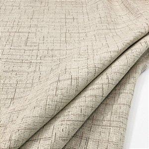 Tecidos Rústicos Impermeável Victoria Para Moveis Linhas Bege