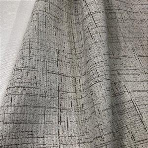 Tecidos Rústicos Impermeável Victoria Para Moveis Linhas Marinho