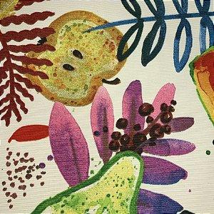 Tecido para Áreas Externas Frutaria Tropical - Acquablock 100
