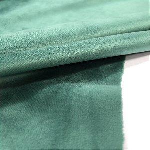 Tecido Veludo para Cortina 1,40 de largura - Verde VALOR DE VENDA EM ATACADO (ROLOS), LER DETALHES ABAIXO