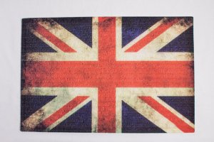 Capacho de Borracha Bandeira da Inglaterra