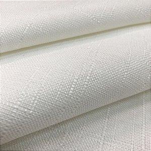 Tecido para Moveis Linho Linhão Grosso Klimt-09 Branco