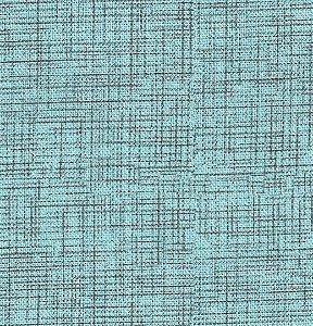 Tecido Impermeabilizado Linho Verde Agua - ASTV 138