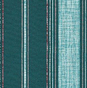 Tecido Impermeabilizado Listrado Verde - ASTV 142