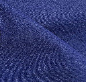 Tecido área externa Summer Azul Marinho Liso 217