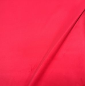 Tecido Veludo Soft Vermelho Ferrari Liso
