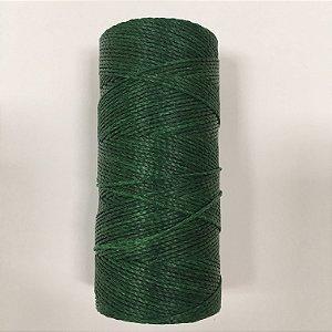 Fio Cordone Encerado Nº 4 - Verde Musgo