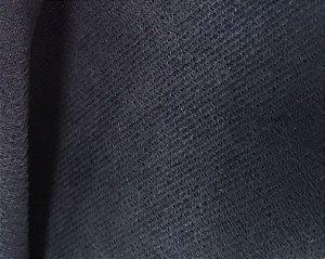 Tecido Veludo Soft Azul Marinho Liso