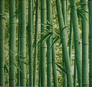 Papel de parede Neonature Estilo Bambuzal Verde Escuro PR-0203