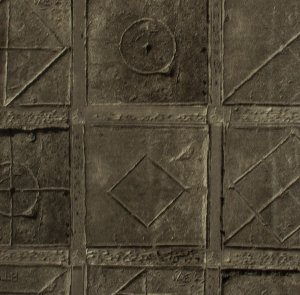 Papel de parede Neonature Estilo Muro de Pedras Cinza Escuro PR-0163