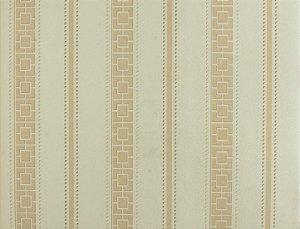 Papel de parede Space III Quadriculado com Listras Bege e Creme SP-139001