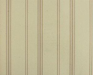 Papel de parede Space III Listrado com Bolinhas Branco e Bege SP-138002