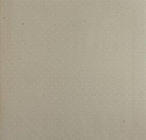 Papel de parede Ola Baby Poa Creme e Branco FA-39102