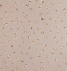 Papel de parede Ola Baby Rosa com Flores FA-38901