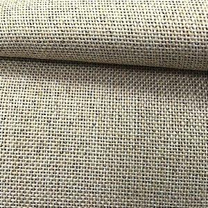 Tecido blecaute BlackOut Estilo Linho Rústico Marfim com 2,80m de Largura