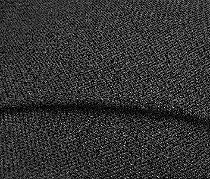 Tecido JSerrano para Cadeiras e divisórias Tilbury Cinza e Preto