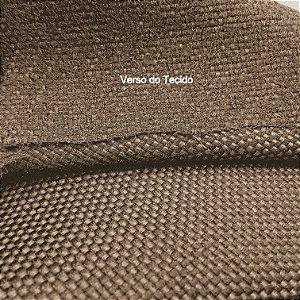 Tecido JSerrano para Cadeiras e divisórias Tilbury Marrom
