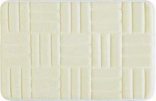 Tapete  Elementar Extra macio Areia 60x40cm  - Corttex