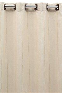 Cortina Pronta Vaticano Nude/Cru com 2,00 x 1,80