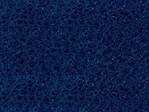 Tapete Capacho Vinilico Com 1,22 Mts Largura Azul Royal
