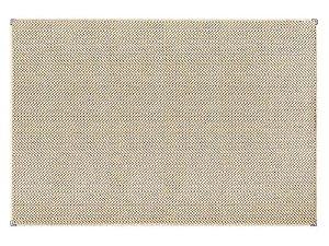 Tapete para Sala Sisal Antiderrapante com Proteção de Borda Sisle Chevron 2,00x2,50