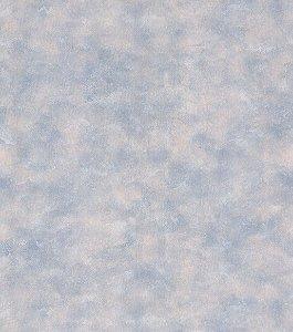 Papel de Parede Garden Abstrato Azul e Creme - SZ003014