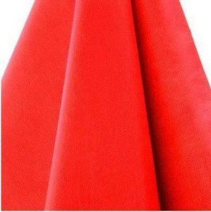 Tecido TNT Vermelho liso gramatura 80 - Pacote 10 metros